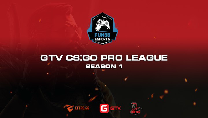 Top 5 pha highlight trong ngày thi đấu thứ nhất giải đấu GTV CS:GO Pro League Season 1
