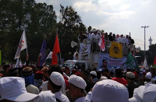 Waketum FPI: Terhadap Tokoh Islam Hukum Ditegakkan, Giliran Penista Agama Minta Damai