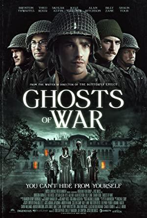 مشاهدة فيلم Ghosts of War 2020 مدبلج اون لاين