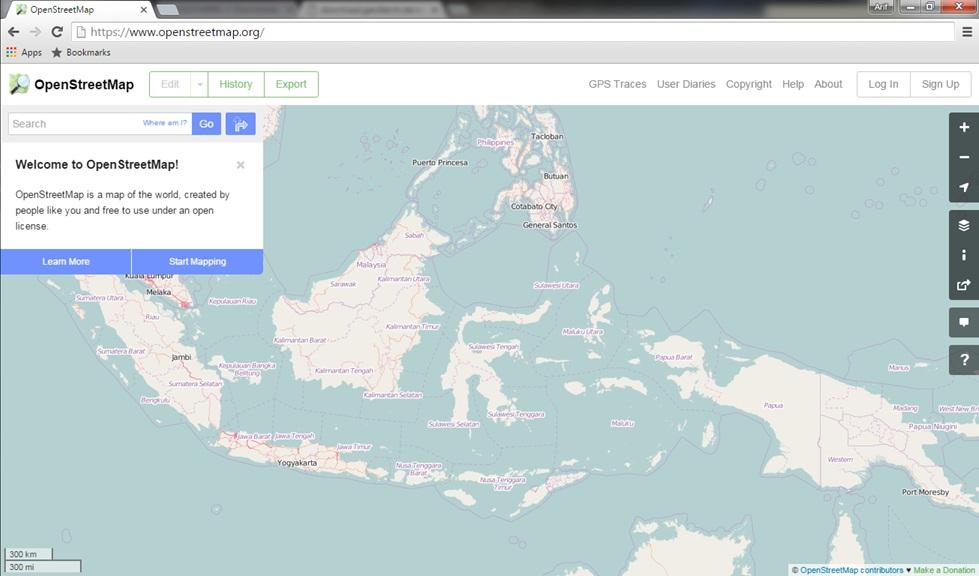 Cara Download Data Shapefile (SHP) Open Street Map (OSM)