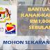 Bantuan Kanak-Kanak Sehingga RM1,000 Sebulan - Mohon Sekarang