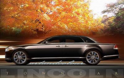 2017 Lincoln Town Car Concept News Auto Price