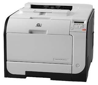 HP LaserJet Pro 300 colour M351A Drivers Download