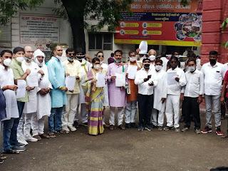 अधिवक्ताओं को दी जाए सहयोग राशि, माफ हो चार माह की फीस | #NayaSaveraNetwork