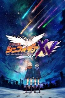 Senki Zesshou Symphogear XV Opening/Ending Mp3 [Complete]