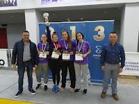 Το Πανελλήνιο Κύπελλο σήκωσε η Αφροδίτη Ταρενίδου