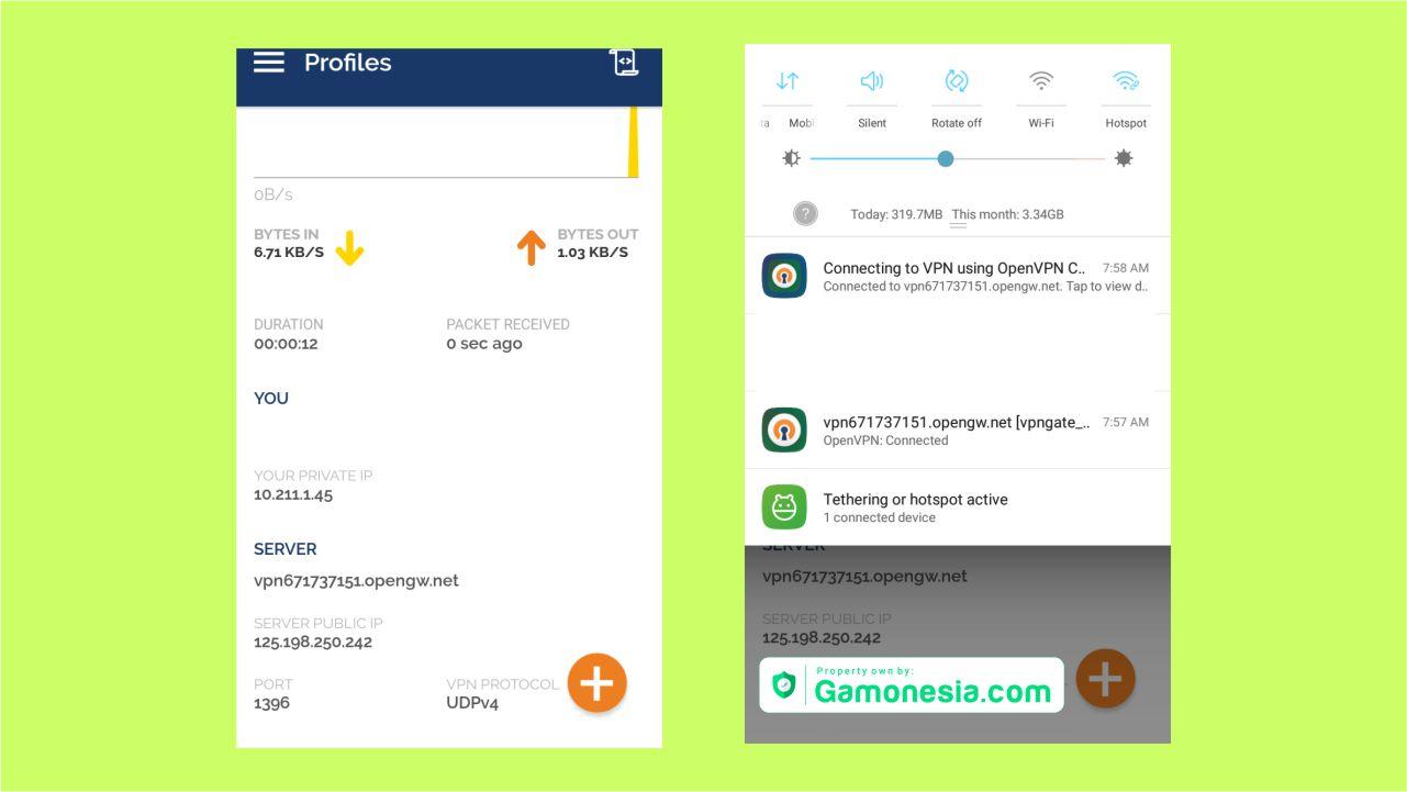 cara menggunakan vpn di android xiaomi