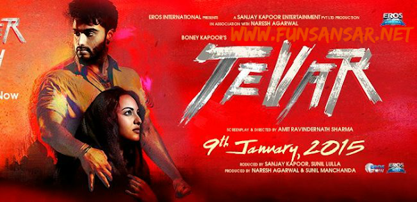 Tevar (2015) Movie Poster No. 4