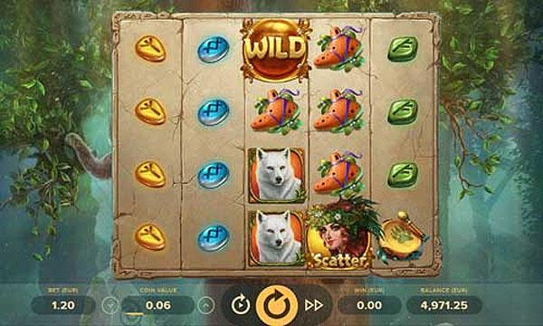 Main Gratis Slot Indonesia - Druid's Dream (NetEnt)