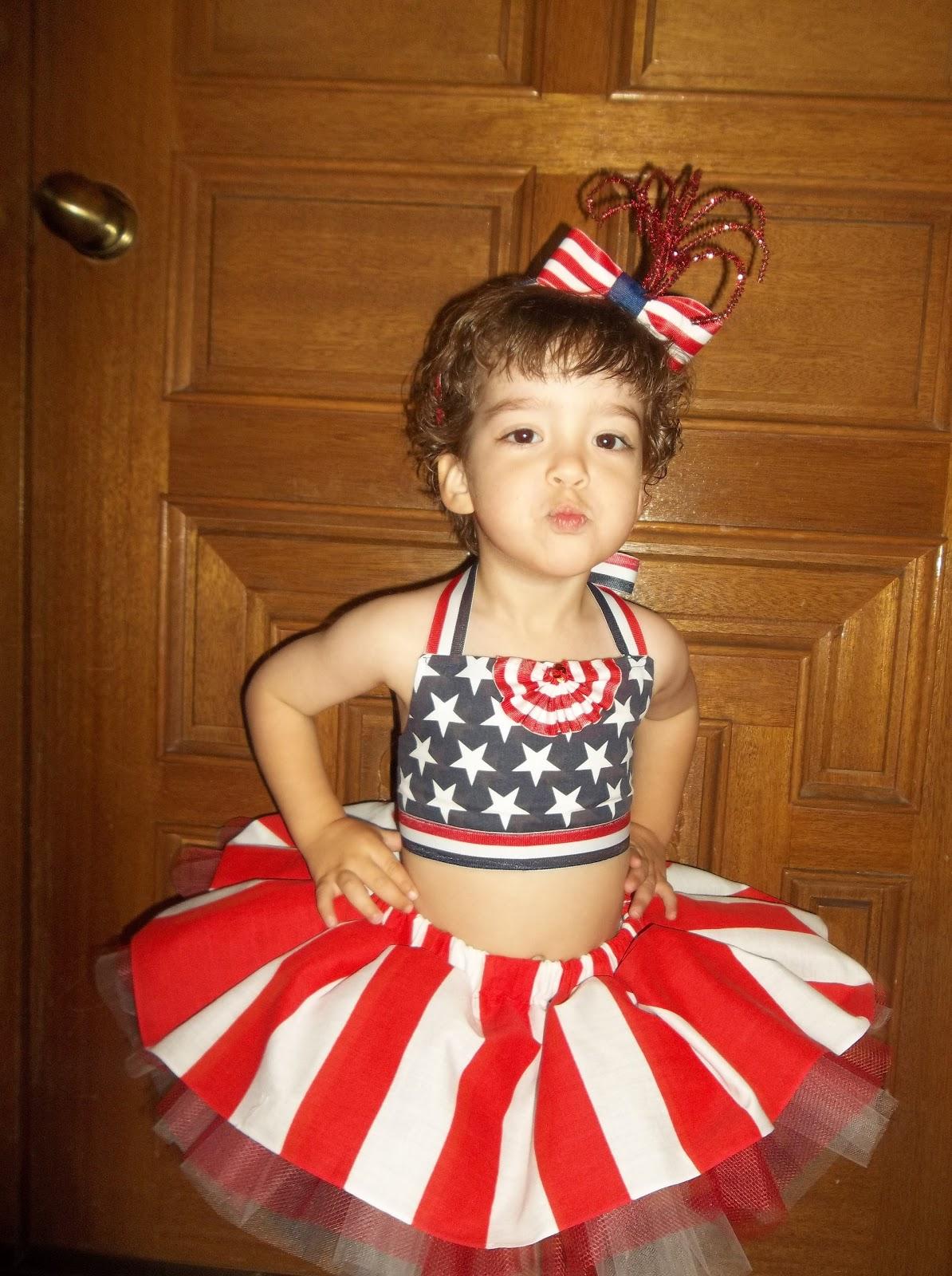 Pageant Wear For Little Girls