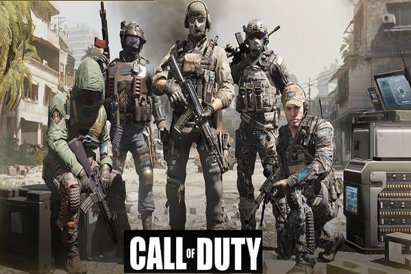 تنزيل لعبة Call of Duty Mobile