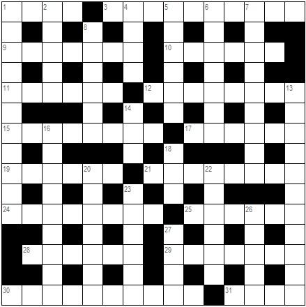 The Hindu Crossword Corner 2016