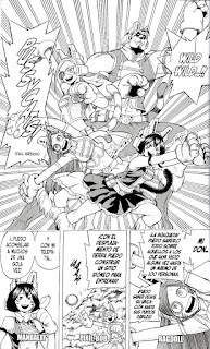 "Reseña de ""My Hero Academia"" (僕のヒーローアカデミア) vol.9 de Kōhei Horikoshi - Planeta Cómic"