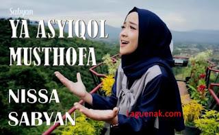 Download Lagu Ya AsyiQol Mustofa mp3 Versi Nissa Sabyan Gambus 2018