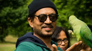 name a locality on Irrfan khan to pay him tribute
