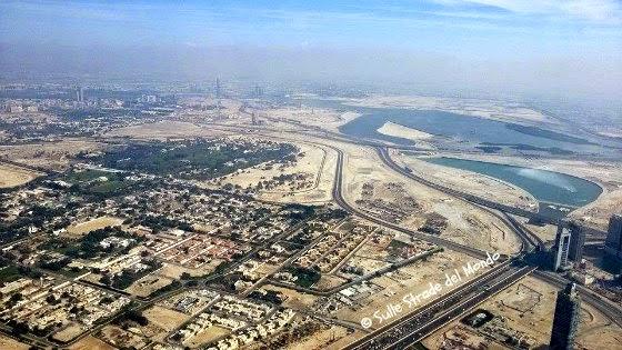 Panorama Dubai Burj Khalifa