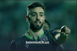 البرتغالي برونو يريد الانتقال لنادي مانشستر يونايتد بقيمة 50 مليون جنيه إسترليني