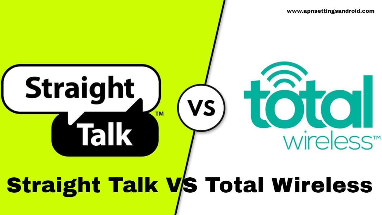 Total Wireless vs Straight Talk
