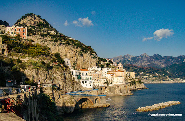 Atrani, Costa Amalfitana, Itália