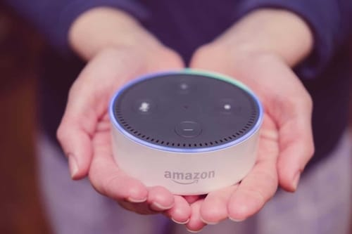 Care Hub from Amazon to help elderly family members