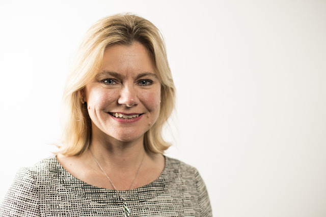 Photo of The Rt Hon Justine Greening MP