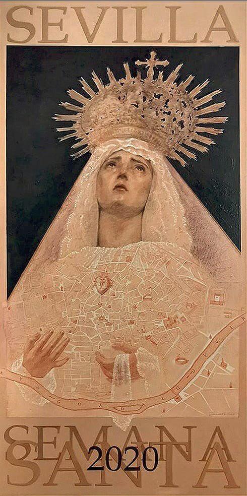 Cartel de la Semana Santa de Sevilla 2020