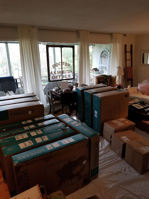 boxes of lovesac love sac sactional sofa components