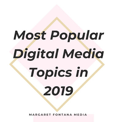 Most Popular Digital Media Topics in 2019