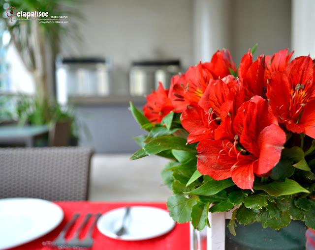 Valentine Special at Encima Roofdeck Restaurant