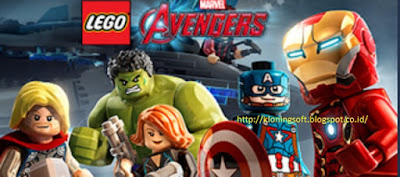 Free Download LEGO MARVEL's Avengers Reloaded Indir