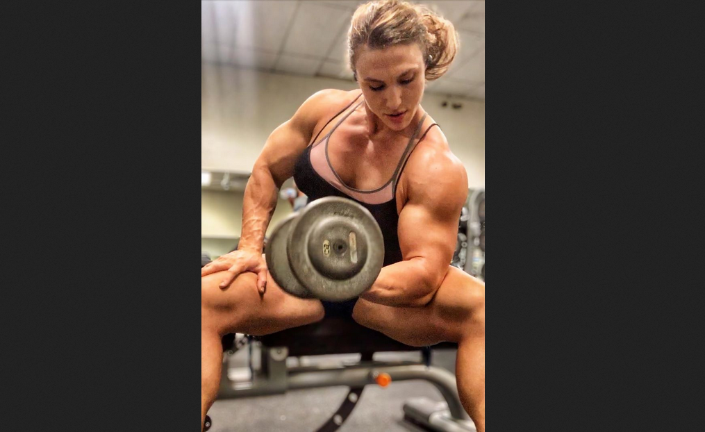 Woman Bodybuilders, The Same Object as the Men, But a Different Approach (Part 1)