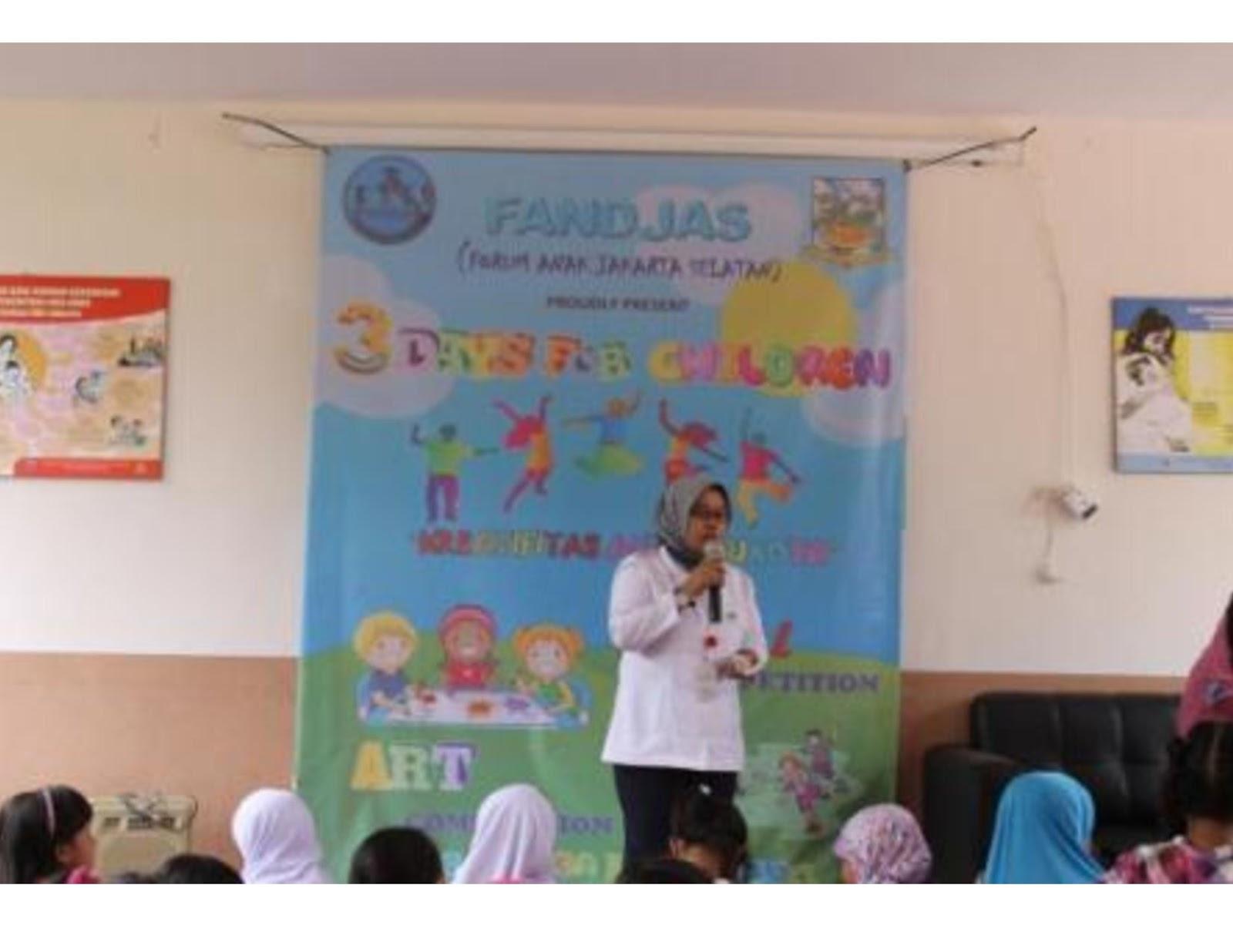 Forum Anak Daerah Jakarta Selatan FANDJAS