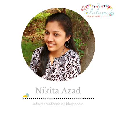 Lulupu - The Craft Lounge: Welcoming our design team 2016 - Nikita Azad
