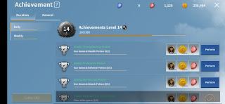 Icarus m achievement