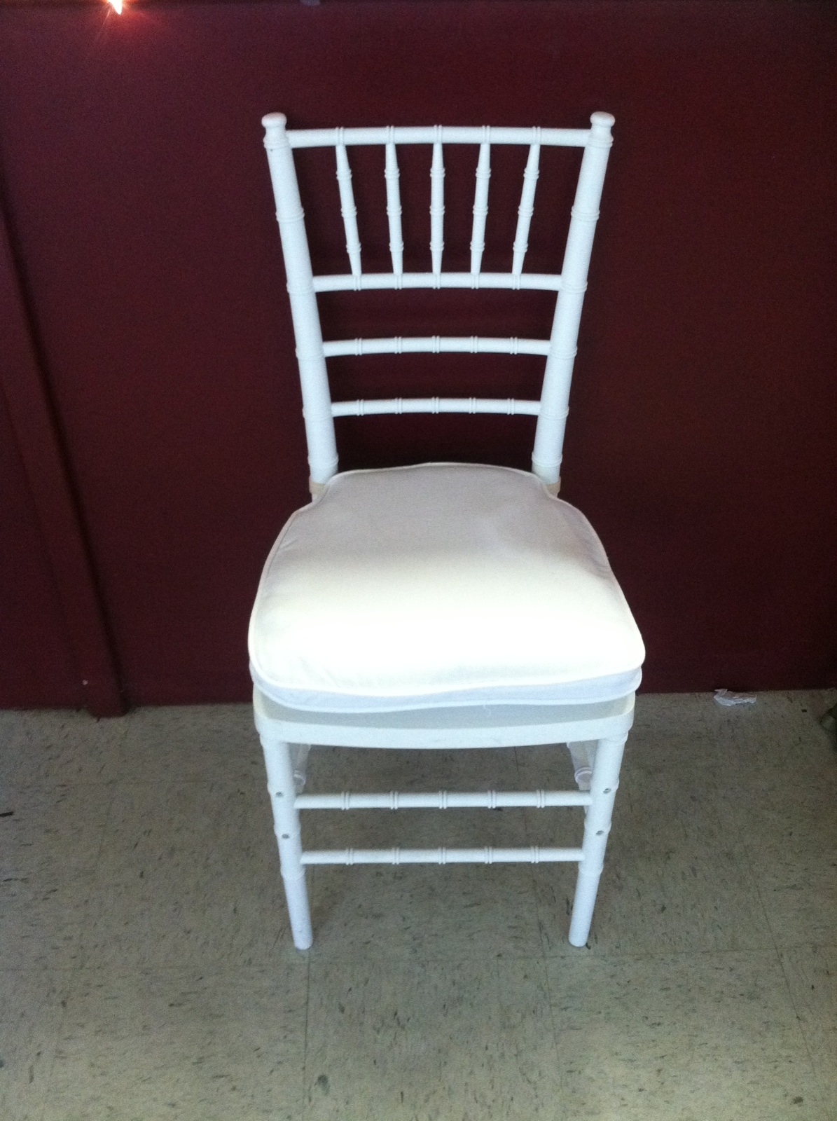 Ram Party Rentals CHAIRS