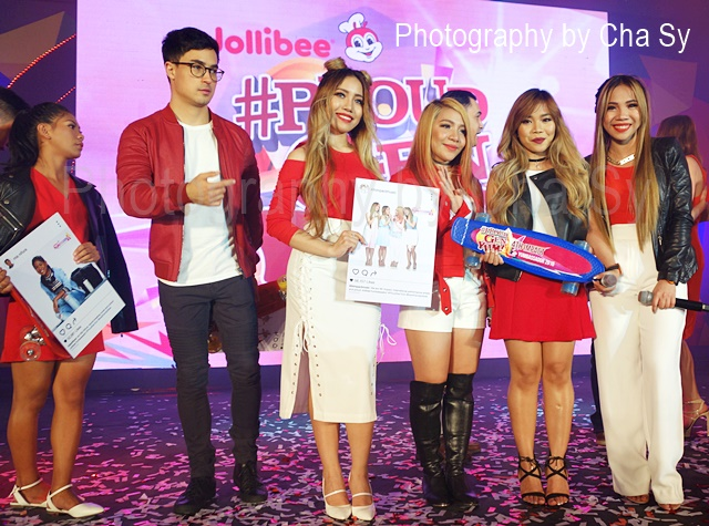 #Yumbassador #Yumbassadors #Jollibee #Proudgenyum‬ Newest ambassadors ‪#‎4thImpact‬, I had an opportunity to interview 4th Impact's members/ sisters Almira and Celina Cercado during their launch as Yumbassadors of Jollibee last May 20, 2016.