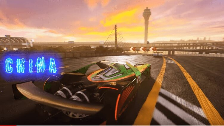 Xenon Racer Coming On March 26, 2019