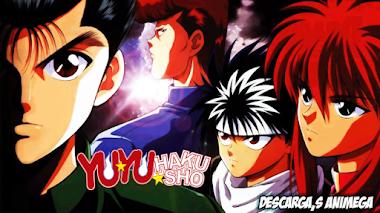 Yu Yu Hakusho Manga Servidor: Mega/Mediafire