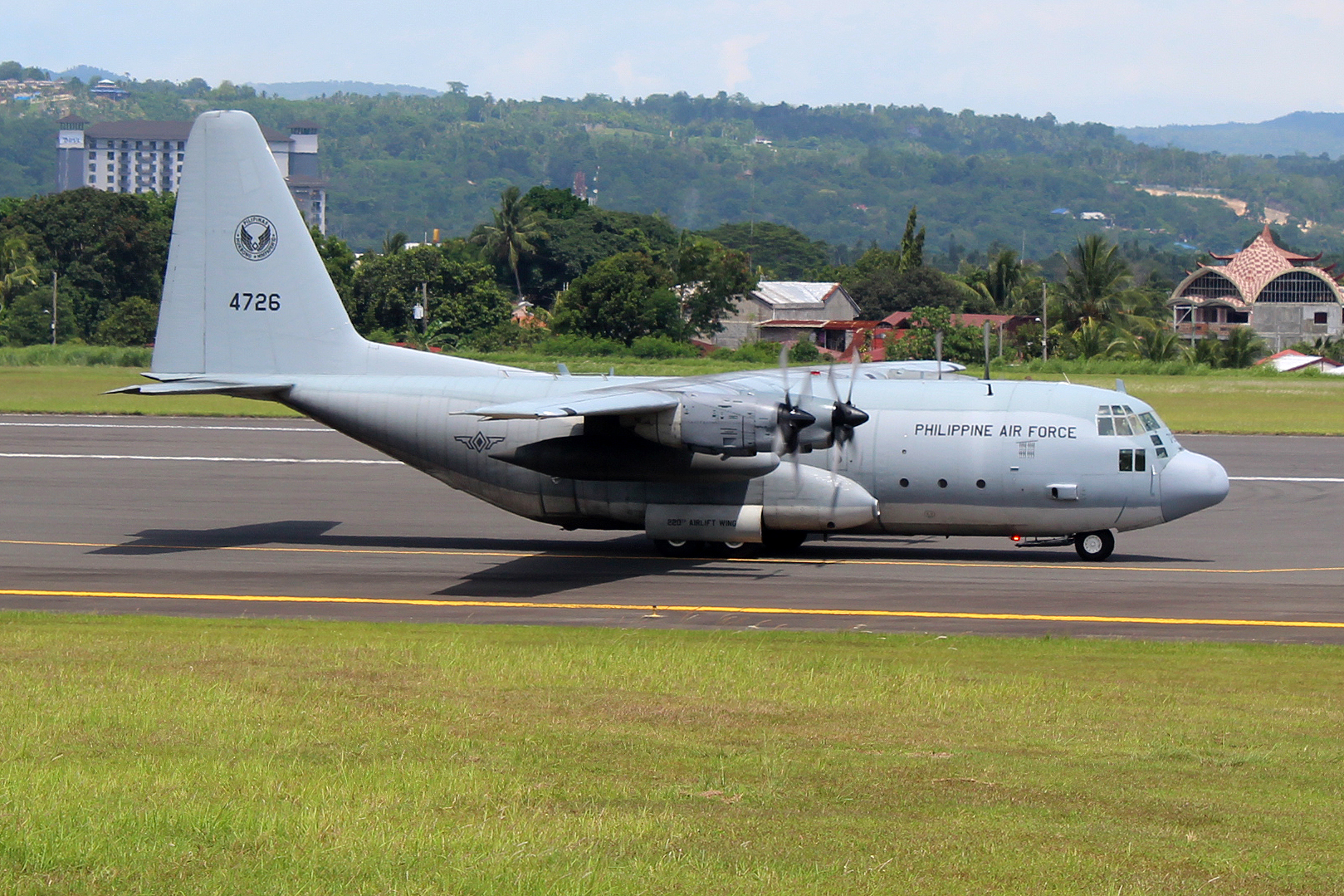 Philippine Air Force C-130