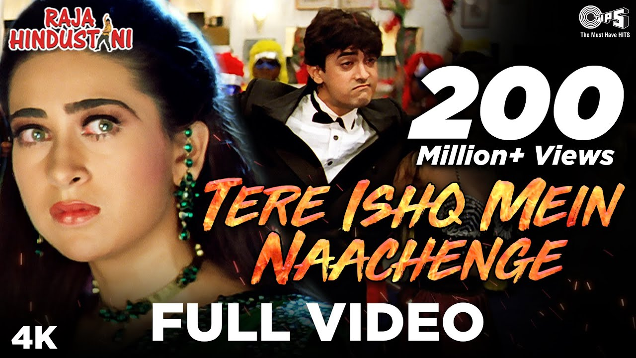 tere ishq mein naachenge lyrics hindi
