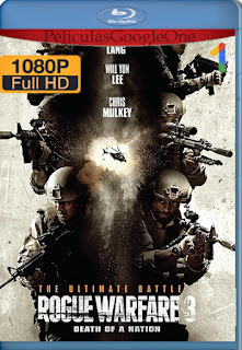 Rogue Warfare 3: Death of a Nation [2020] [1080p Brrip] [Latino-Ingles] [HazroaH]