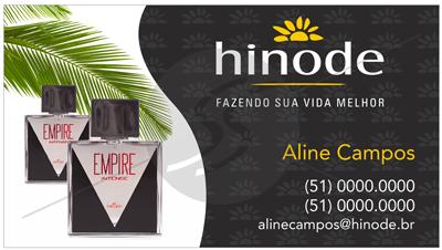 comprar cartao de visita hinode - Cartões de Visita Hinode