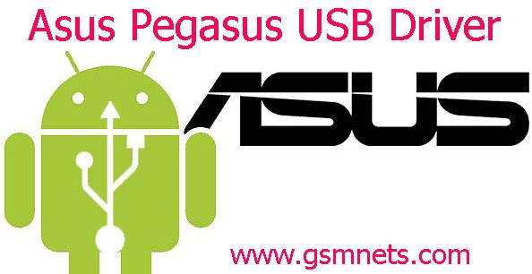 Asus Pegasus USB Driver Download