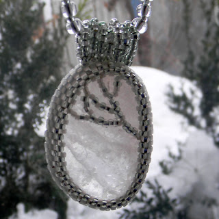 beaded pendant beadwork blog beadweaving anabel27