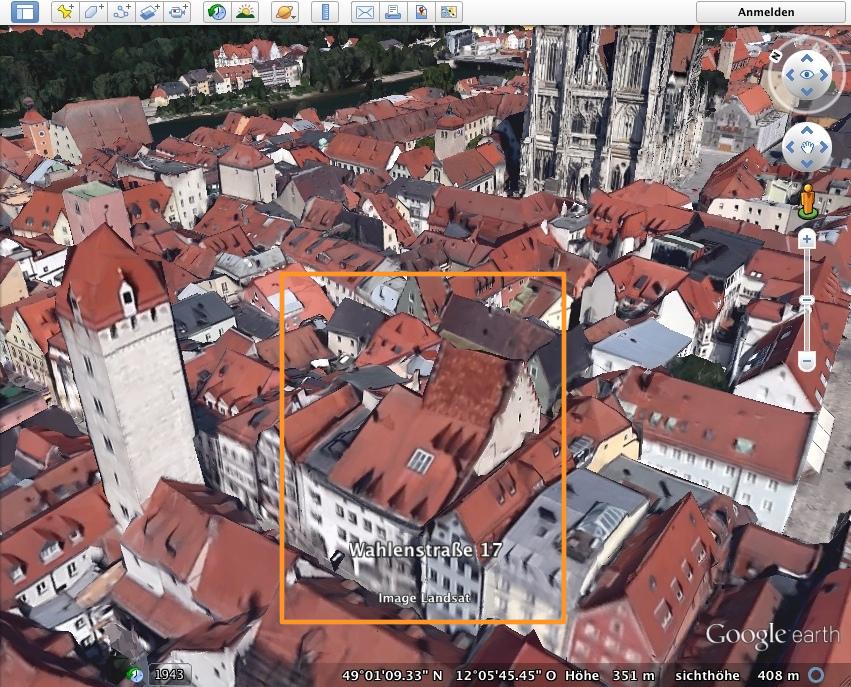 Deggingerhaus Regensburg