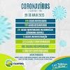 Pandemia: Sobe para 183 o numero de recuperados pelo covid-19 em Caaporã
