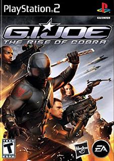 G.I. Joe: The Rise of Cobra PS2 ISO