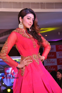 South Indian Celebrities Pos at Love For Handloom Collection Fashion Show  0134.jpg