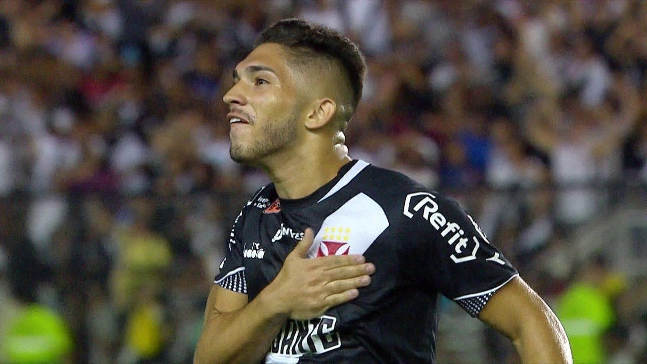 O jogador pode ser a surpresa nesta 2ª rodada do Brasileirão defendendo o Vasco