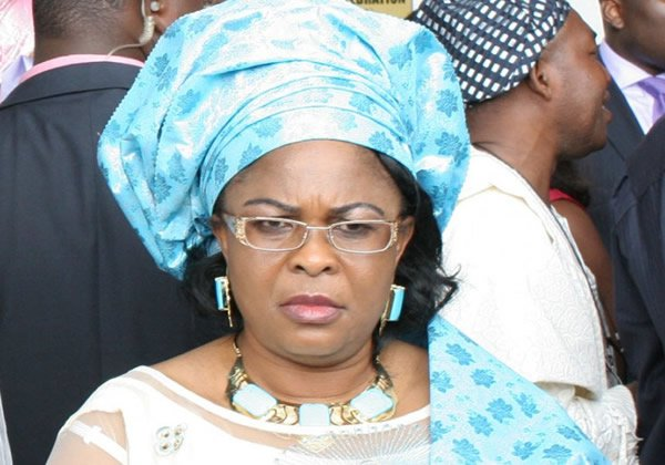 Former Nigeria First Lady Patience Jonathan